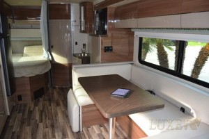 Mercedes RV Rental Luxe RV