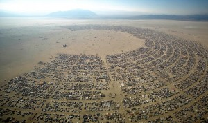 RV Rental for Burning Man Luxe RV