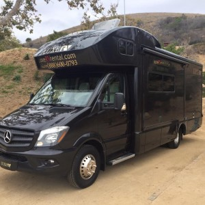 RV for Rent in Malibu