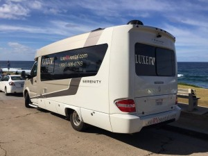 Rent a Motorhome in San Diego