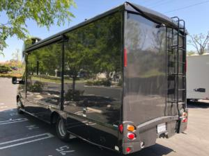 mercedes black rv for sale