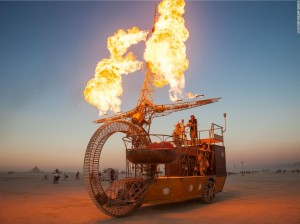 rent an RV Burning Man Luxe RV
